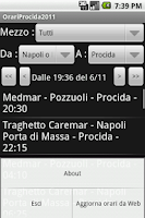 Screenshot of Uno Procida Residente