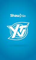 Screenshot of Shaw Go: YTV