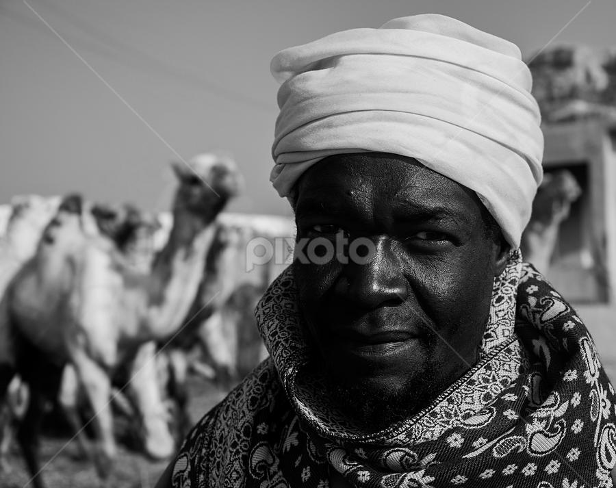 Black Diamond 2 by Ahmed NaGuib - People Portraits of Men