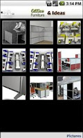 Screenshot of Office Furniture & Design