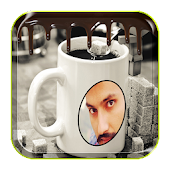 Coffee Cup Photo Frames APK for Bluestacks