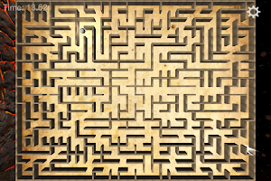 Screenshot of RndMaze - Maze Classic 3D