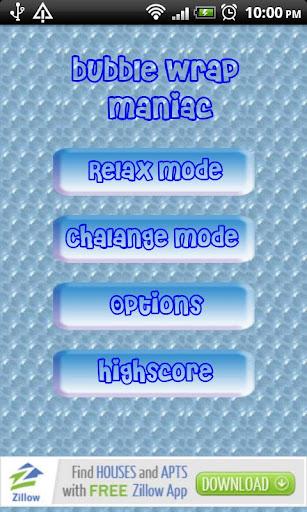 Bubble Wrap Maniac