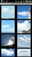 Screenshot of Cloud Identifier