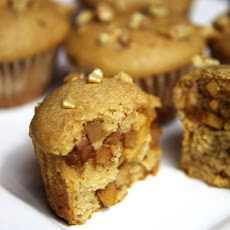 Dairy-Free Apple-Filled Muffins