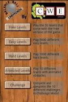 Screenshot of Balance Ball Labyrinth