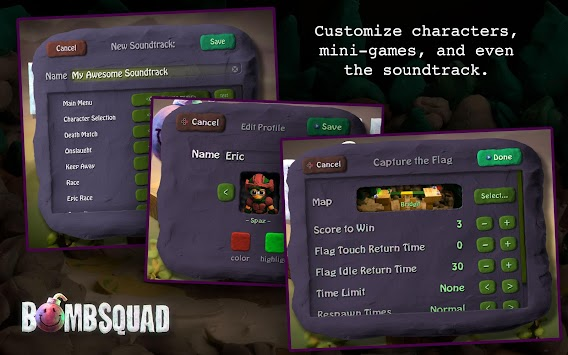 BombSquad APK screenshot thumbnail 12