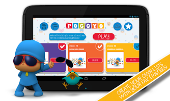 Screenshot of Pocoyo TV