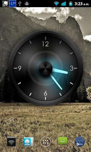 wClock widget free|玩個人化App免費|玩APPs