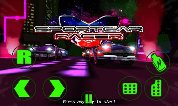 Speedy 3D Sport Car Racer APK by Dark Carnival Games studio