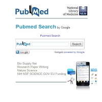 Screenshot of Pubmed Search +