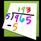 Math flash cards (Tablet) icon