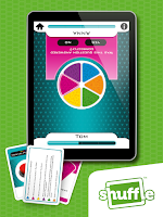 Screenshot of TRIVIALPURSUITCards by Shuffle