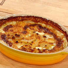 Potato and Goat Cheese Gratin