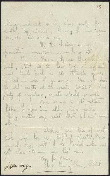 Private Papers of S R Verrier