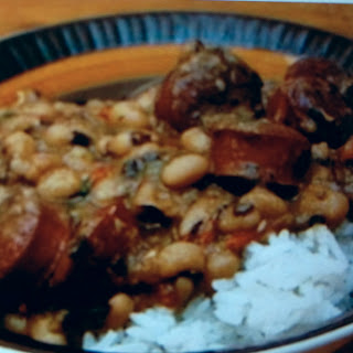 Black Eyed Pea Stew