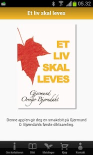 Et liv skal leves - screenshot