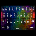 Dark Rainbow Keyboard Skin icon