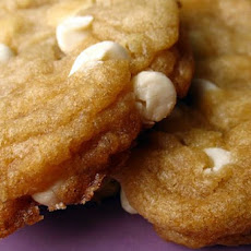 White Choc-Chip Cookies