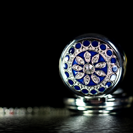 by Dipali S - Artistic Objects Other Objects ( reflection, pocket, watch, artistic, jewelry, object )
