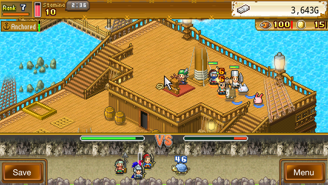 High Sea Saga Screenshot 14