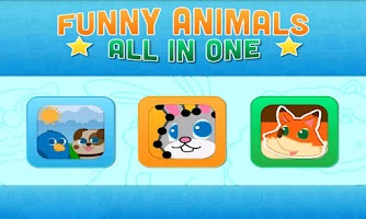 Screenshot of Funny Animals All in One Free