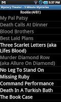 Screenshot of Mystery Theater 5Min Mysteries