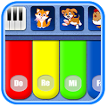 Download Kids Piano Free APK on PC