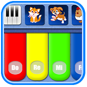 Kids Piano Free APK for Bluestacks