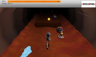 Screenshot of Epicentro HD