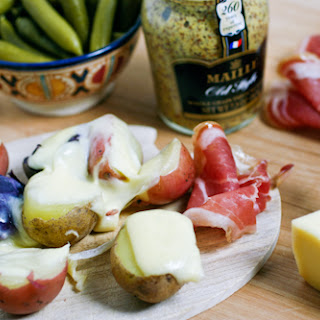 Raclette Vegetables Recipes