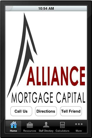 APM - Alliance Mtg Capital