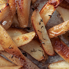 Oven Roasted Chips Recipe