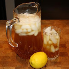 Iced Tea Syrup