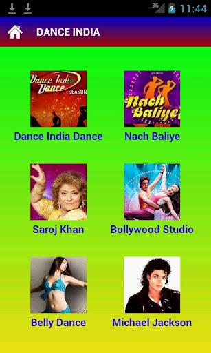 Dance India