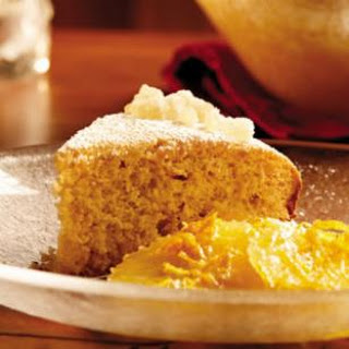 Orange Ginger Cake Recipes