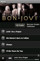 Screenshot of Bon Jovi