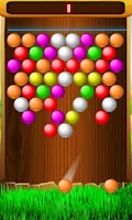 Screenshot of Bubble Bubble oops