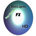 Blob Lights FX Free icon