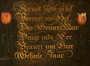 RIJKS: Isaac Hondius: painting 1667