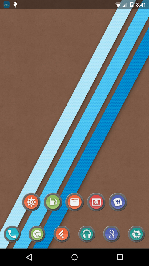 Meld HD Icon Pack Screenshot