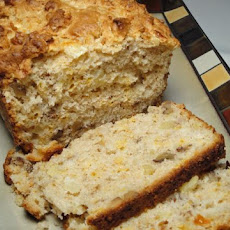 Apple Cheddar Walnut Bread