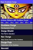 Screenshot of Rays Goddess Durga