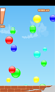 Bubble Break - screenshot