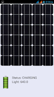 Screenshot of Solar Charger