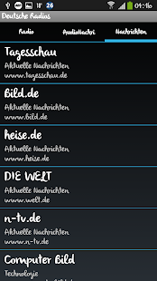 Deutsche Radios(German Radios) - screenshot