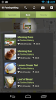Screenshot of Foodspotting
