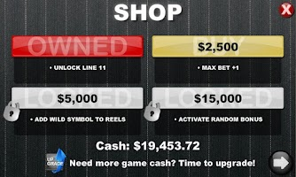 Screenshot of Mafia Money