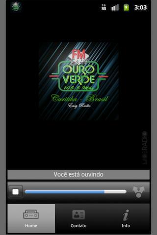 Rádio Ouro Verde FM