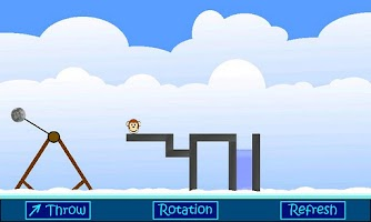 Screenshot of Twist a Monkey!